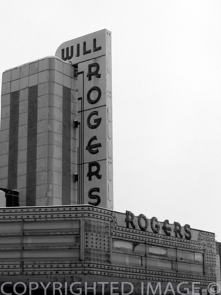 Will Rogers Theatre, Charleston, IL