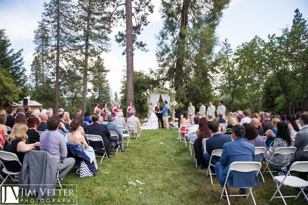 Emily and Ty Wedding Photos