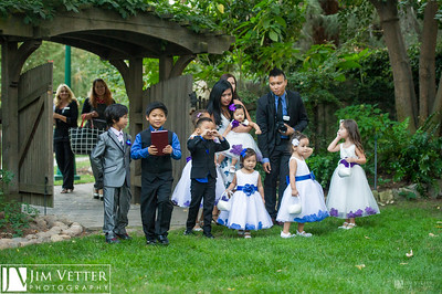 Wedding of Dianah & Juan at Wine & Roses in Lodi, CA