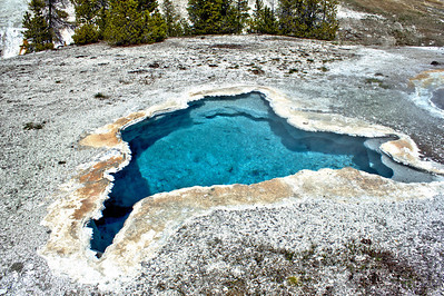 Yellowstone Geyser Pool