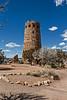 Watch Tower, Desert View, vertical format