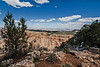View beyond the rim to the Colorado Plateau, Desert View