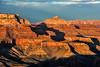 Dramatic landscape - Grand Canyon National Park sunset