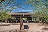 Phoenix Desert Botanical Garden - Entrance