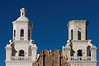 Bell towers, Mission San Xavier del Bac