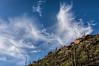 Arizona cloudscape - Sabino Canyon, Tucson