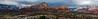View from Airport Mesa Overlook -  Panorama 1