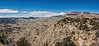 Panorama, Powell Point from Utah Hwy 12 overlook