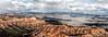 Bryce Canyon NP panorama - Bryce Point pano 1