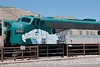 FP7 locomotive on the Verde Canyon Railroad