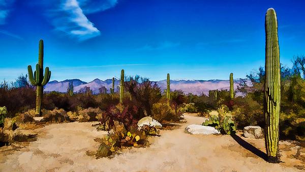 Visions of Arizona - Digital Transformations