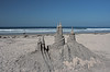 A labor of love, left for all to enjoy.<br /> <br /> Silver Strand State Beach, Coronado Island, CA.