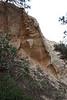 Sandstones formation at Torrey Pines SR.<br /> <br /> Southern California.<br /> March, 2009