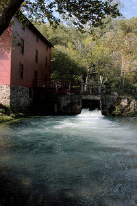 Alley Spring and Alley Mill, Missouri Ozarks