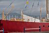 US Coast Guard lightship 'Columbia', Astoria