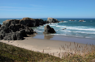 Bandon - Coquille Point