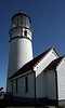 Gleaming in the morning sun...Cape Blanco Lighthouse.