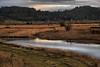 Twilight on the prairie