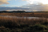 Clouds at sunset, Meadowlark Prairie