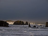 Sea stacks in morning light - Bandon, OR