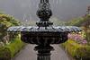 Fountain detail<br /> <br /> Shore Acres Gardens,<br /> Shore Acres State Park,<br /> Near Coos Bay, Oregon.<br /> September 2010.