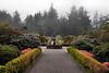 Main fountain, formal gardens.<br /> <br /> Shore Acres Gardens,<br /> Shore Acres State Park,<br /> Near Coos Bay, Oregon.<br /> September 2010.