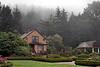 Gardener's House.<br /> <br /> Shore Acres Gardens,<br /> Shore Acres State Park,<br /> Near Coos Bay, Oregon.<br /> September 2010.