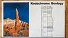 Kodachrome Basin SP, UT - Interpretive sign - geology