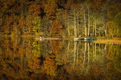 Loch Achray Reflections