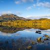 Loch Achray Pano with Ben Venue