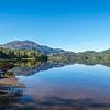The Trossachs viewed from Loch Achray