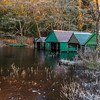 Boat Houses Loch Ard - 8692
