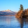 Frozen Loch Ard - 8693