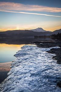 Ice Shelf - Loch Ard