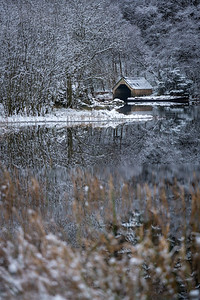 The Boat House - Loch Chon