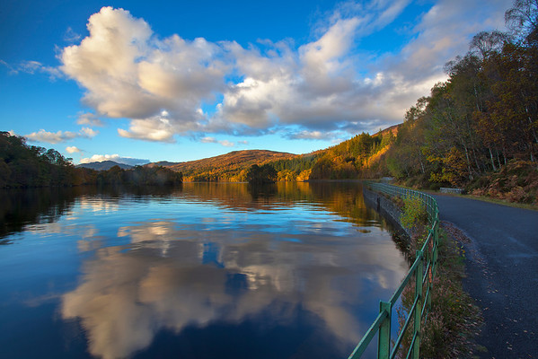 Loch Katrine Colours, Autumn