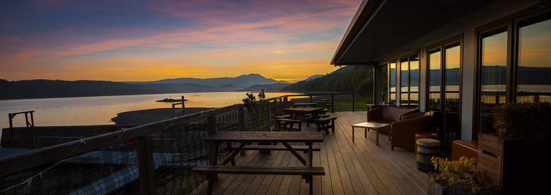 Loch Venachar - Harbour Cafe