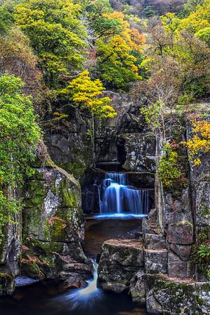 Bracklinn Falls - 0412