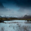 lochs of Rannoch moor