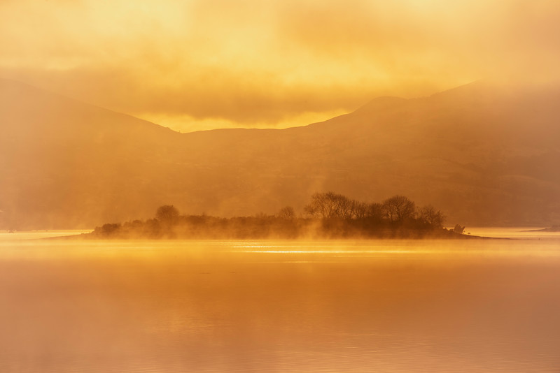 Loch Eil, Fort William sunrise.