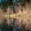 Glencoe Lochan reflections.