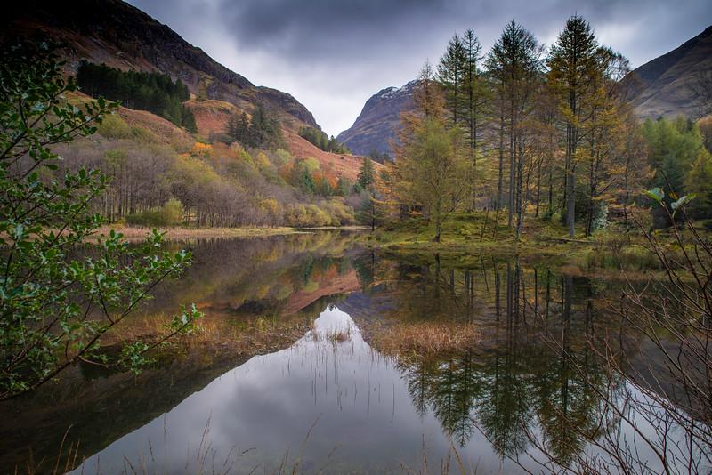 Loch Torren, Glencoe.