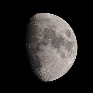 Christmas Eve Moon