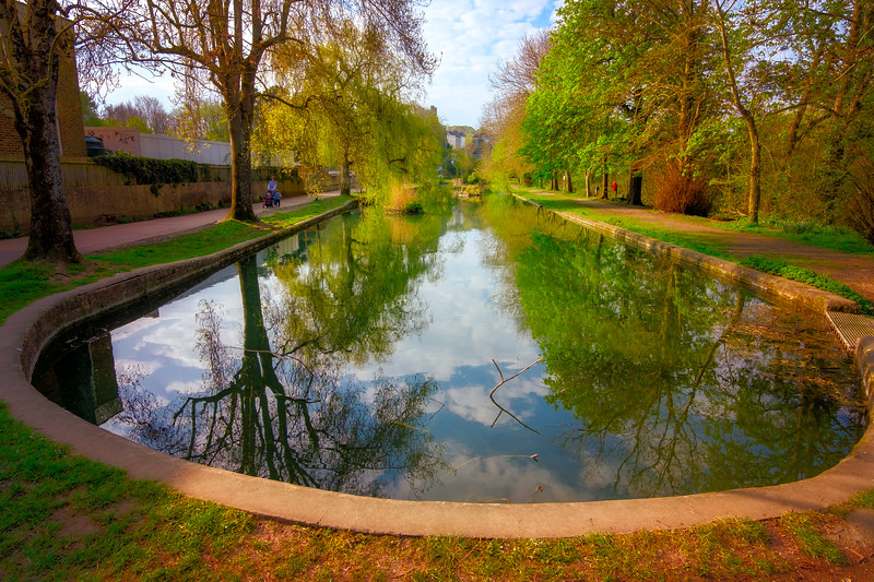 The Pells Pond, Lewes