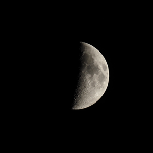 Waxing Crescent 39%