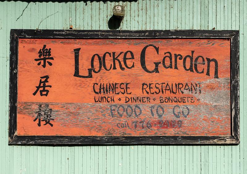 Locke Garden Resturant
