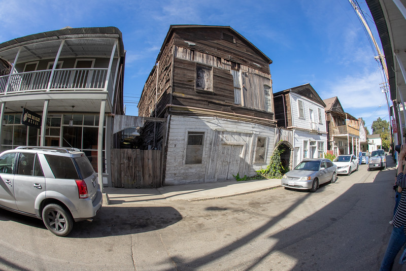Locke Streetview Fisheye