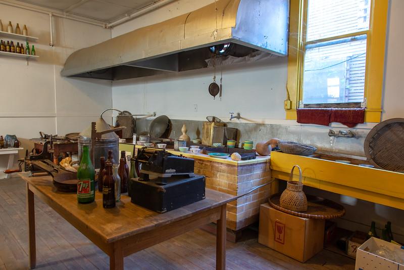 Locke Museum Kitchen