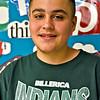 Locke Middle School Knowledge Bowl team member John Monaco 14 8th grade. SUN/ David H. Brow