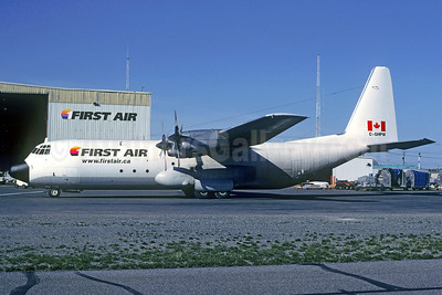 First Air Lockheed 382G (L-100-30) Hercules C-GHPW (msn 4799) YZF (Christian Volpati Collection). Image: 911574.